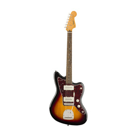 Squier Classic Vibe 60s Jazzmaster Electric Guitar, Laurel FB, 3-Tone Sunburst