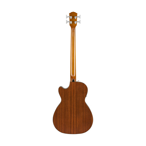 Fender CB-60SCE Acoustic Bass Guitar, Natural