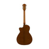 Fender FA-345CE Auditorium Acoustic Guitar, Tea Burst