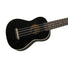 Fender Venice Soprano Ukulele, Walnut FB, Black
