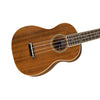 Fender Zuma Concert Ukulele, Walnut FB, Natural
