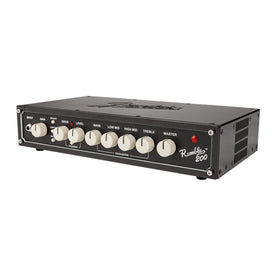 Fender Rumble 200 V3 Bass Amplifier Head, 230V UK