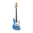 Fender Japan Hybrid 60s Jazz Bass Guitar, RW FB, California Blue