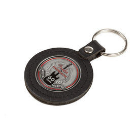 Fender 60th Anniversary Pewter Keychain