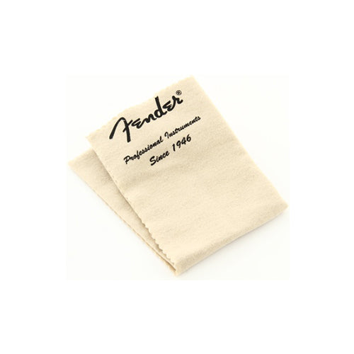 Fender Guitar Untreated Polish Cloth