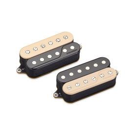 Fishman Fluence Classic Humbucker 6-String Pickup Set, Open Core Zebra