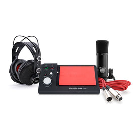 Focusrite iTrack Dock Studio Pack Recording Bundle