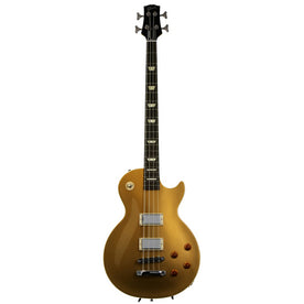 Gibson Les Paul Standard OSB 4-String Bass w/Case, Gold Top