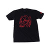 Gibson Firebird T-Shirt, Black