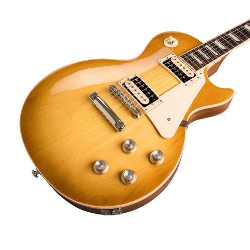 Gibson 2019 Les Paul Classic Electric Guitar, Honeyburst – Swee Lee