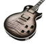 Gibson Custom Shop Vivian Campbell Les Paul Custom Electric Guitar, Antrim Basalt Burst (Signed)