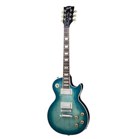 Gibson 2014 Les Paul Standard Electric Guitar w/Case, Ocean Water Perimeter
