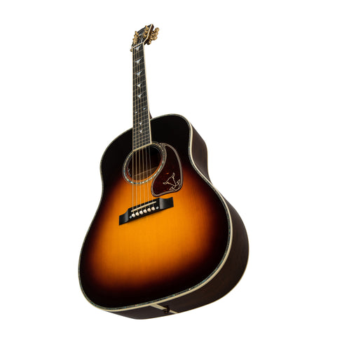 Gibson Montana 2019 J-45 Montana Custom Acoustic Guitar, Sunset Burst