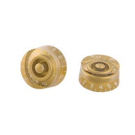 Gibson PRSK-020 Speed Knobs, Gold (4/Pkg)