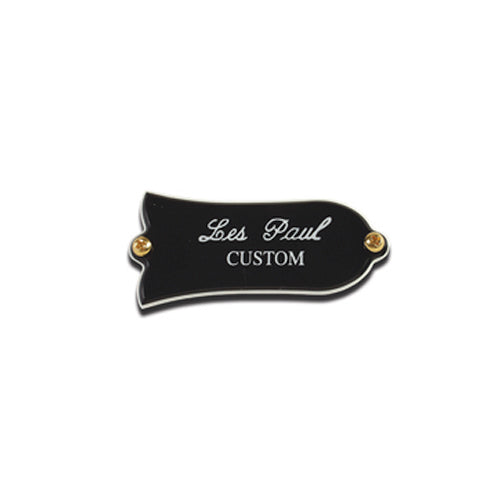 Gibson PRTR-020 Truss Rod Cover, Les Paul Custom
