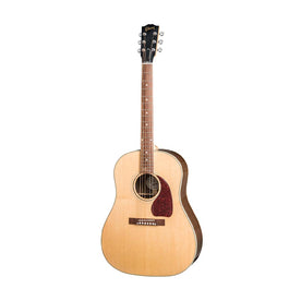 Gibson J-15 Left-handed Acoustic Guitar w/Case, Antique Natural