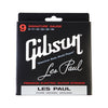Gibson SEG-LPS Les Paul Signature Electric Guitar Strings, .009-.046