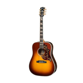 Gibson Montana 2018 Hummingbird Regal Acoustic Guitar, RW Burst