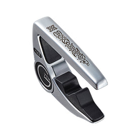 G7th Performance 3 Guitar Capo, Celtic Silver