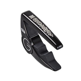 G7th Performance 3 Guitar Capo, Celtic Black