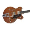 Gretsch G6620T Players Edition Nashville Centre Block Double-Cut Guitar w/String-Thru Bigsby, Round-Up Orange