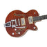 Gretsch G6659TFM Players Edition Broadkaster Jr Centre Block Single-Cut Guitar w/String-Thru Bigsby, Bourbon Stain