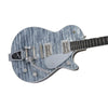 Gretsch G6129T Ltd Ed Players Edition Jet FT Guitar w/Bigsby, Light Blue Pearl