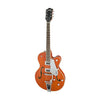 Gretsch G5420T Electromatic Hollowbody Electric Guitar w/Bigsby, Orange Stain