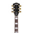 Gretsch G5191BK Tim Armstrong Signature Electromatic Hollowbody Guitar, Flat Black