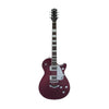 Gretsch G5220 Electromatic Jet BT Single Cut Electric Guitar, Dark Cherry Metallic