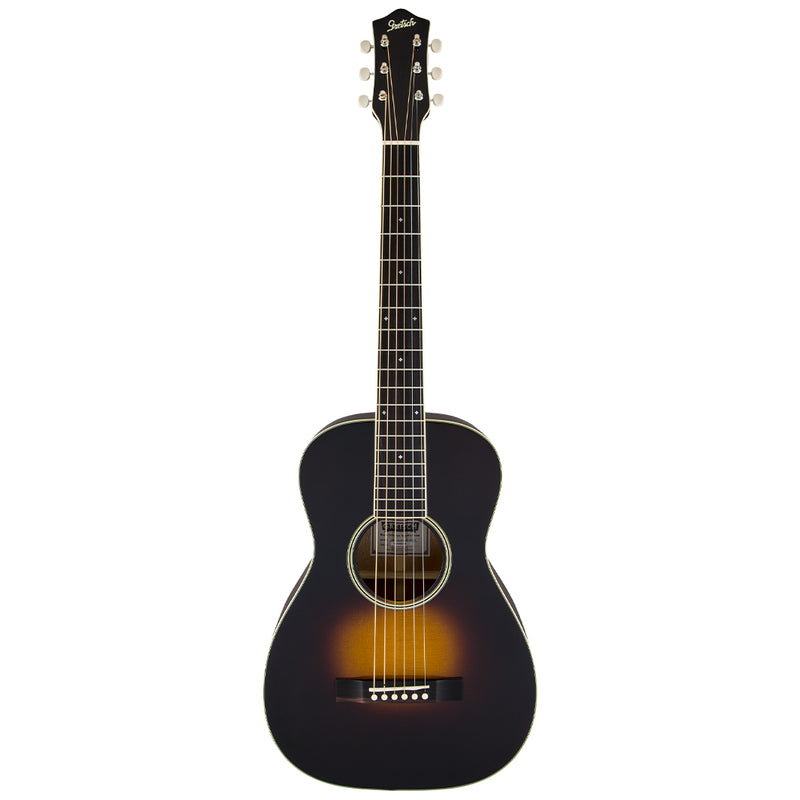 Gretsch G9511 Single-0 Parlor Acoustic Guitar, Appalachia Cloudburst