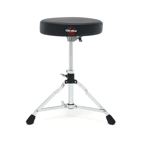 Gibraltar 5608 Round Vinyl Seat Drum Throne