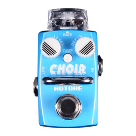 Hotone Skyline Series Choir Analog Chorus Guitar Effects Pedal