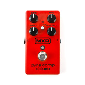 MXR M228 Dyna Compressor Deluxe Guitar Effects Pedal