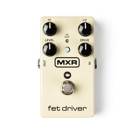 MXR M264 FET Driver Overdrive Guitar Effects Pedal