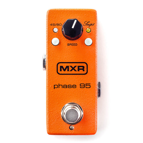 MXR M290EU Phase 95 Mini Guitar Effects Pedal