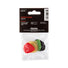 Jim Dunlop PVP103 Variety Jazz III Pick, 6-Pack