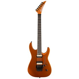 Jackson Pro Series Dinky DK2 Electric Guitar, Satin Orange Blaze