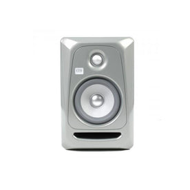 KRK RP5G3P Rokit Powered 5 Generation 3 Active Studio Monitor, Platinum - Each