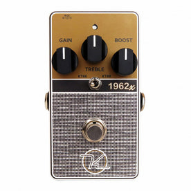 Keeley 1962X Limited 2-Mode Overdrive Guitar Effects Pedal
