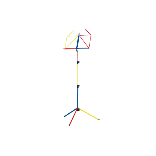 K&M 10010-000-99 100/1 Music Stand, Rainbow