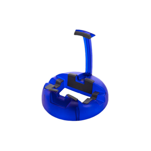 K&M 17530-000-54 17530 Guitar Stand, Blue