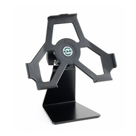 K&M 19752-000-55 iPad (2nd, 3rd or 4th Gen) Table Stand, Black