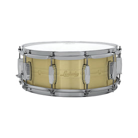 Ludwig LBR5514 5.5x14inch Heirloom Brass Snare Drum