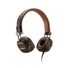 Marshall Major III Headphones, Brown