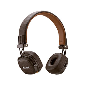 Marshall Major III Bluetooth Headphones, Brown