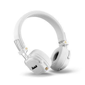 Marshall Major III Bluetooth Headphones, White