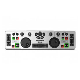 Numark DJ2GO Ultra-Portable USB DJ Controller for Mac or PC