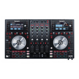 Numark NV Intelligent Dual-Display Controller For Serato DJ