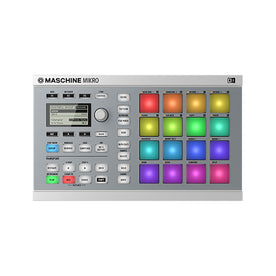 Native Instruments Maschine Mikro MK2 Groove Production, White